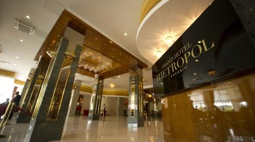 Grand hotel metropol avla 1