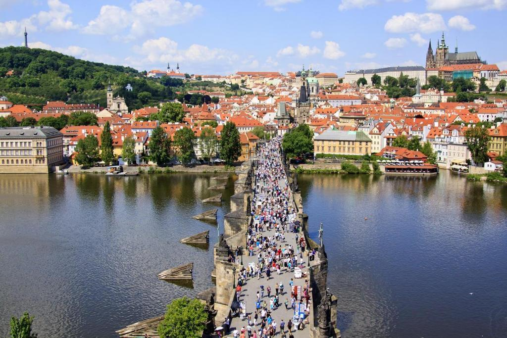 ALQUSH DOWNTOWN HOTEL, Prag, Češka – 959 HRK – 2x noćenje u dvokrevetnoj sobi za 2 osobe, 2x hladan i topao buffet doručak za 2 osobe