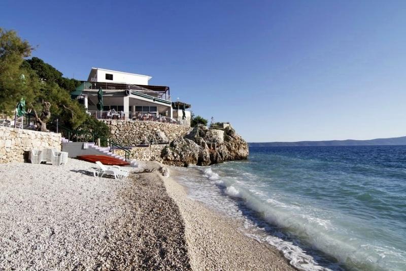 HOTEL PLAŽA, Drašnice, Hrvatska – 1,649 HRK – 5x noćenje za 2 osobe, 5x doručak za 2 osobe