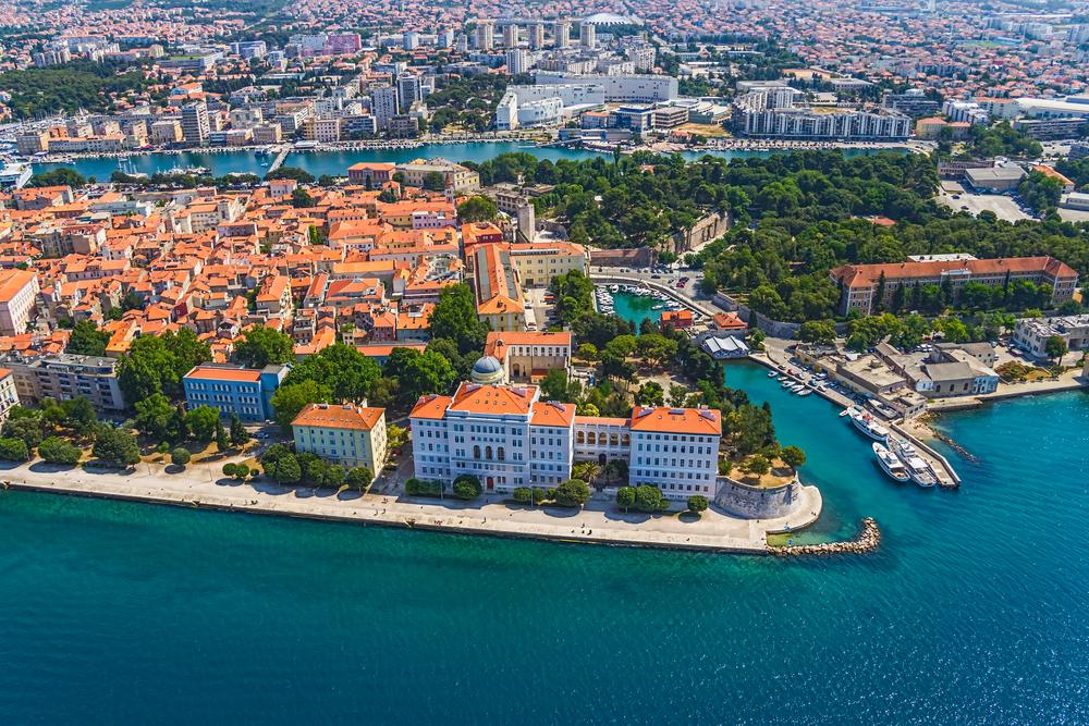 HOTEL PRESIDENT ZADAR, Zadar, Hrvatska – 1,099 HRK – 2x noćenje u Comfort Double sobi za 2 osobe, 2x doručak za 2 osobe