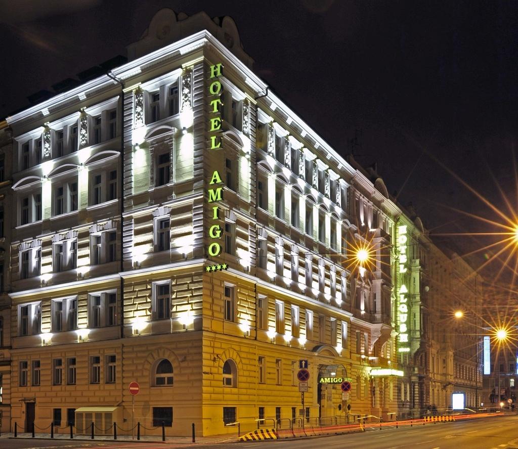 ALQUSH DOWNTOWN HOTEL, Prag, Češka – 1.330 HRK – 3x noćenje u dvokrevetnoj sobi za 2 osobe, 3x hladan i topao buffet doručak za 2 osobe