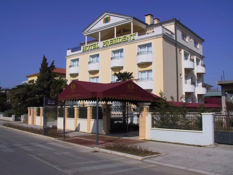 HOTEL PRESIDENT ZADAR, Zadar, Hrvatska – 723 HRK – 1x noćenje u Junior Suite sobi za 2 osobe, 1x doručak za 2 osobe