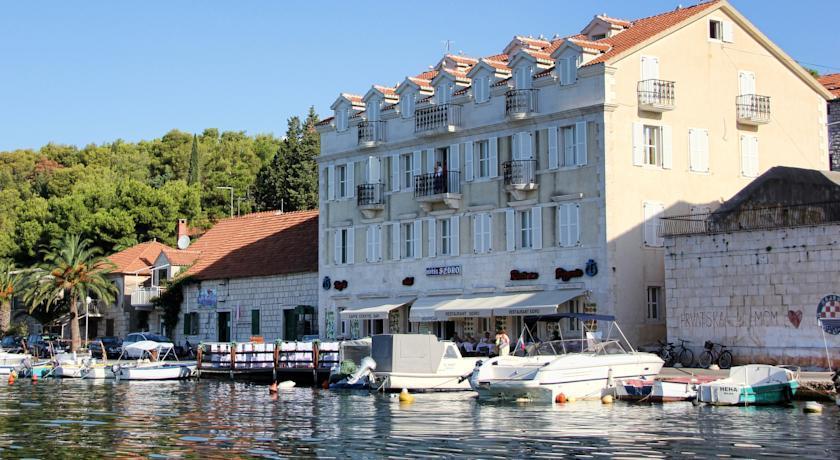 HOTEL SIDRO, Milna, otok Brač, Hrvatska – 1,549 HRK – 7x noćenje u dvokrevetnoj sobi za 2 osobe, 7x doručak za 2 osobe
