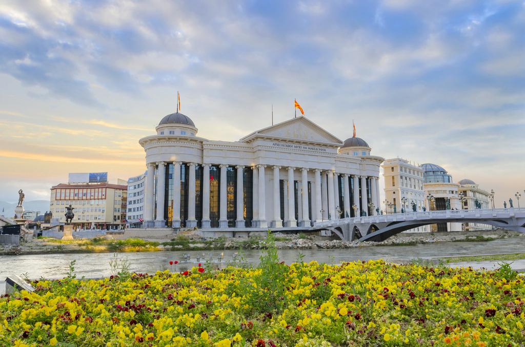 HOTEL MONAKO, Skopje, Makedonija – 340 HRK – 1x noćenje u sobi s francuskim krevetom i balkonom za 2 osobe, 1x doručak za 2 osobe