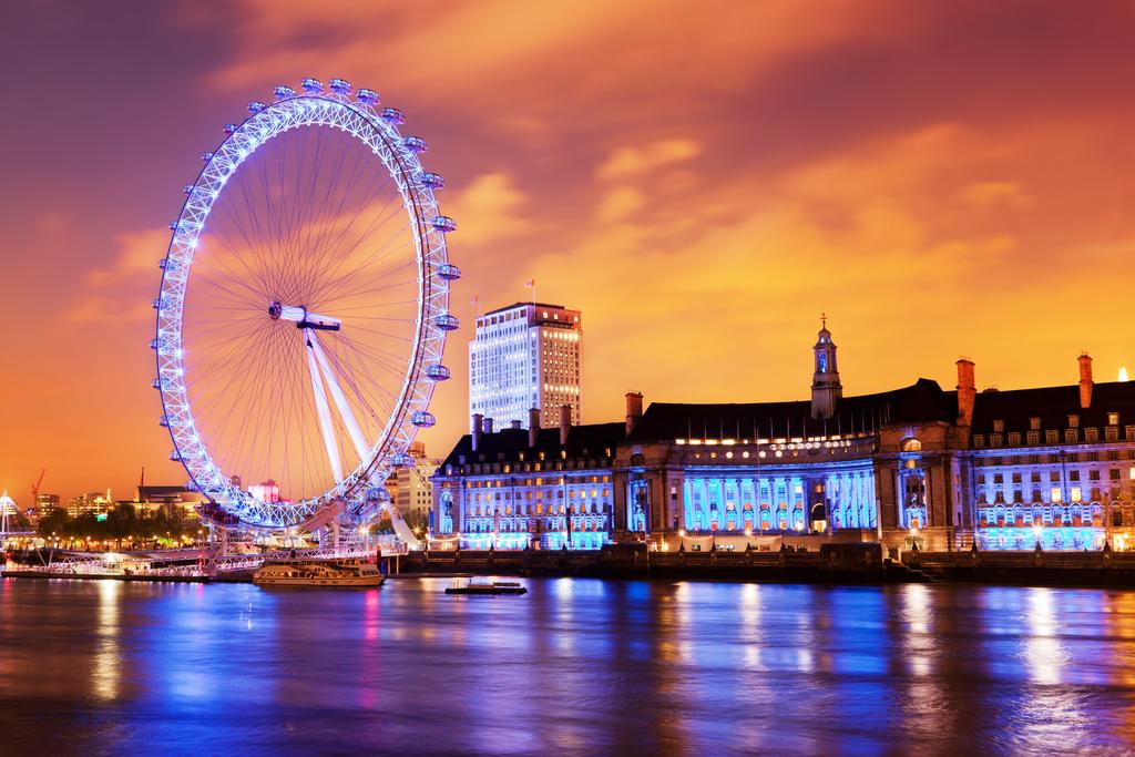 LONDON + AVION IZ TRSTA, London, Ujedinjeno Kraljevstvo – 2,258 HRK – 2x, 3x ili 4x noćenje u 3 * hotel u dvokrevetnim sobama (trokrevetne i četverokrevetne sobe na zahtjev) za 1 osobu, Avionski prijevoz Trst-London-Trst