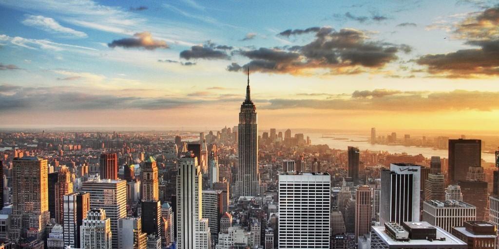 PRODUŽEN VIKEND U NEW YORKU, New York, Sjedinjene Američke Države – 5.123 HRK – Povratni avionski prijevoz Venecija – New York – Venecija (ili obližnje zračne luke) za 1 osobu, 4x noćenje u dvokrevetnoj sobi u 2*/3* hotelu (ili sličnom smještaju) za 1 osobu