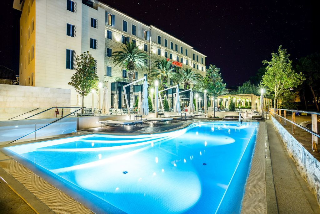 HOTEL PARK SPLIT, Split, Hrvatska – 1,573 HRK – 2x noćenje u dvokrevetnoj sobi za 2 osobe, 2x doručak za 2 osobe