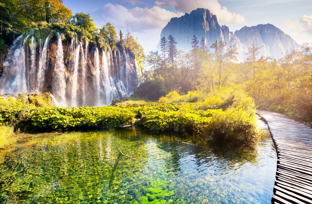 HOTEL PLITVIČKA JEZERA, Ličko Petrovo Selo, Plitvička jezera, Hrvatska – 869 HRK – 2x noćenje za 2 osobe, 2x doručak za 2 osobe