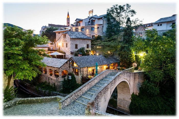 HOTEL KRIVA ĆUPRIJA, Mostar, Bosna i Hercegovina – 736 HRK – 2x noćenje u Superior sobi za 2 osobe, 2x doručak za 2 osobe