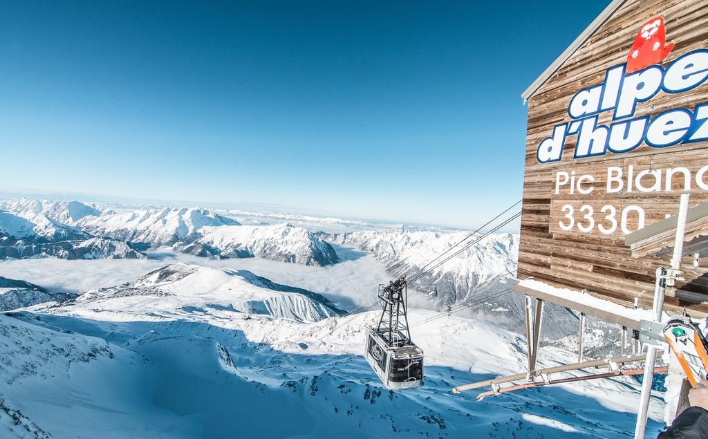 SKIJANJE U FRANCUSKOJ – ALPE  D'HUEZ, Huez, Francuska – 1.912,50 HRK – 7x noćenje za 1 osobu (apartman za do 5 osoba), 6-dnevna karta za skijanje za 1 osobu